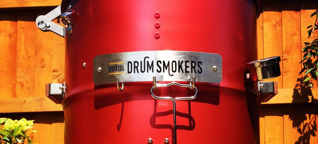 red-fire-metalic-drum-smoker