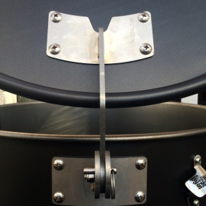 Team unknown bbq hinge custom bristol drum smoker