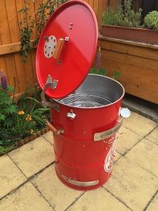 custom drum open lid