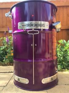 front purple drum