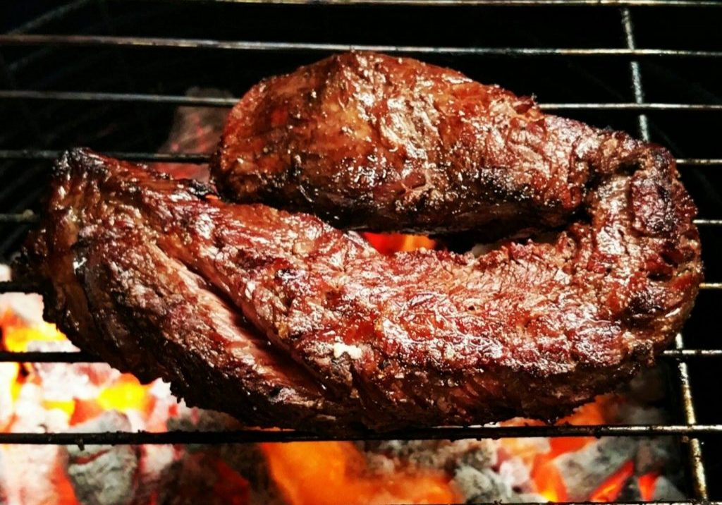 grilled onglet