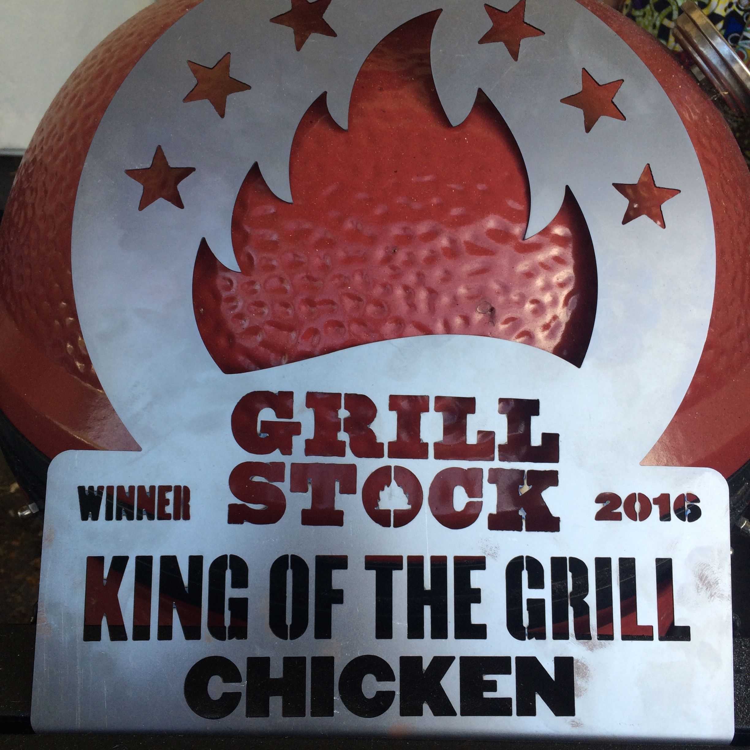 Grill Stock